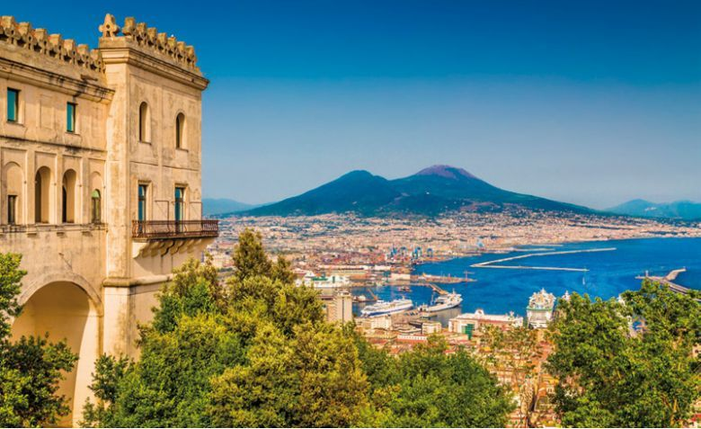 The Pearls Of The Gulf Of Naples Tour